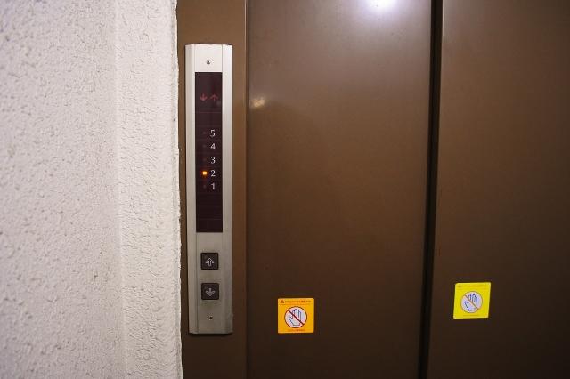 マンションのエレベーター保守管理