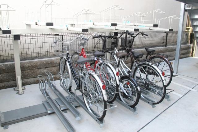 マンションの駐輪場設備の種類