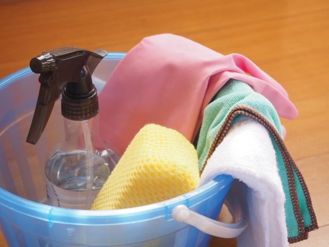 マンションの「日常清掃」「定期清掃」「定期清掃」の内容