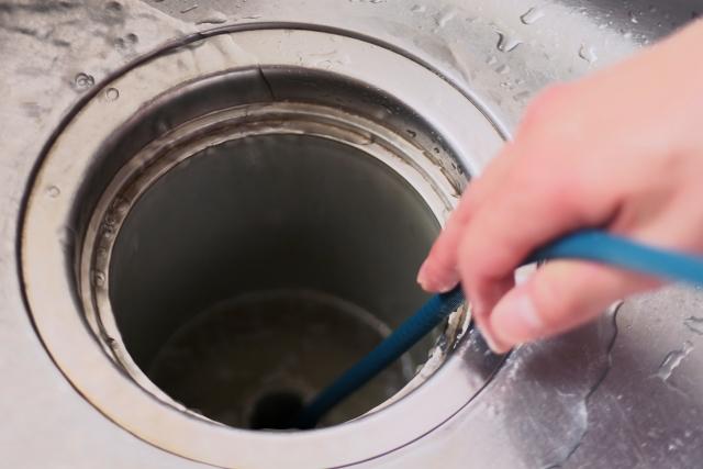 排水管清掃の張り紙サンプル