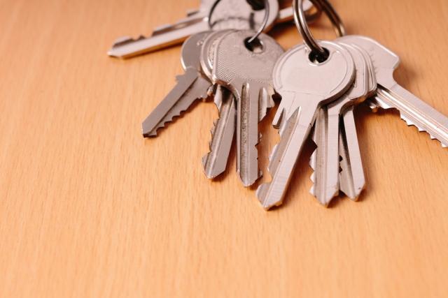 マンション管理組合の鍵保管リスト・サンプル